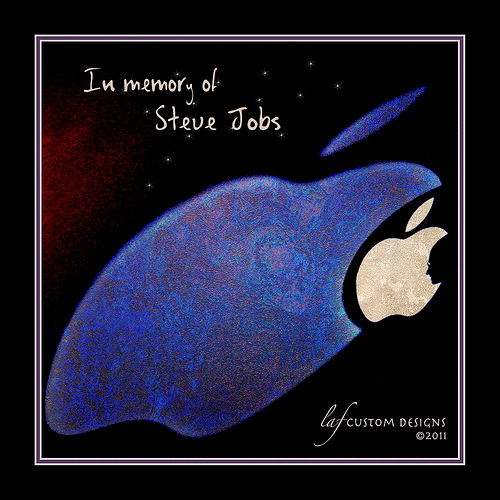In Memory of the Apple Genius: Steve Jobs