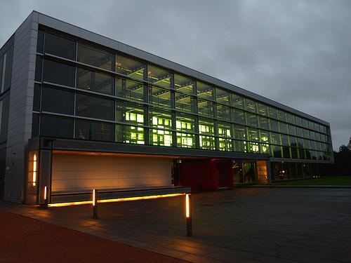 Martin HQ, facade