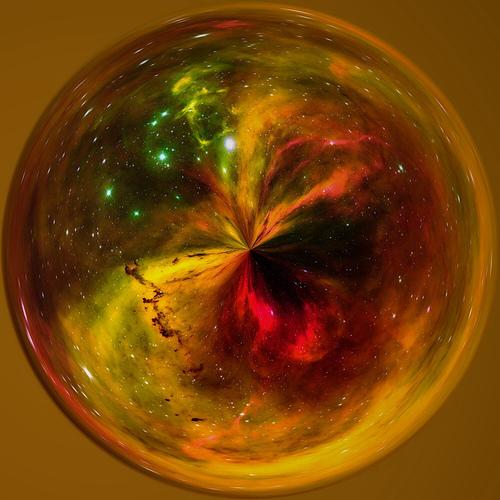 Amazing Circle: Nebula Series
