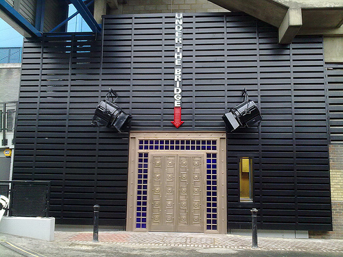 Louvred Wall