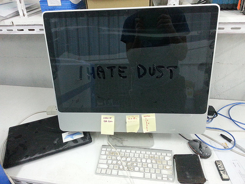 computer says
