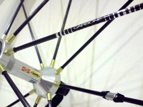 My new Mavic R-Sys Wheelset