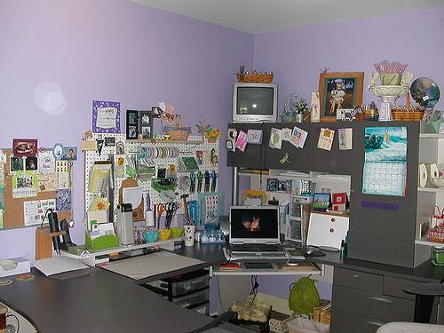 my room ~ my desk