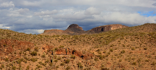 Apache Trail Mountain Vista