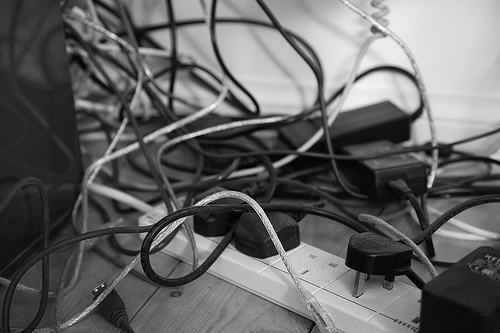 All Tangled Up...