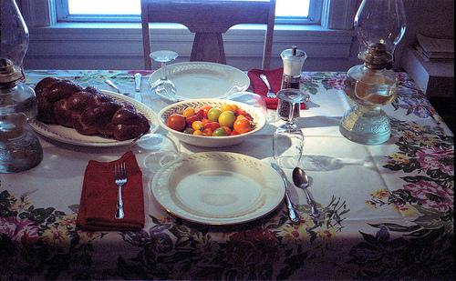 Dinner Joan 1995
