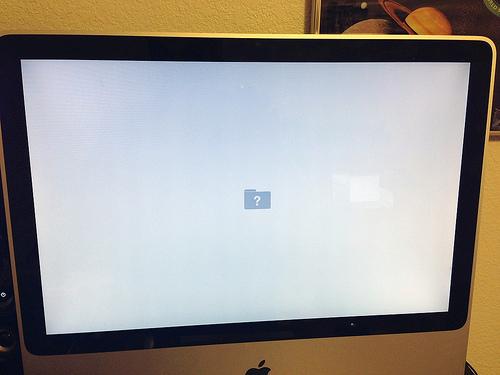iMac Crash