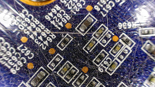 Graphics Card Circuit Board