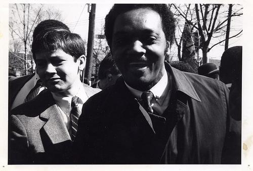 Jesse Jackson 1988