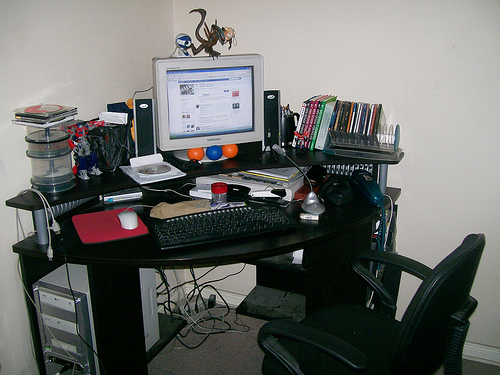 My Workstation at home