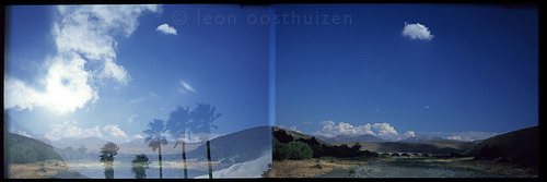More than the sum of its parts: 2-mistakes-in-one shot + one normal 6x9 makes for a fantastic pano