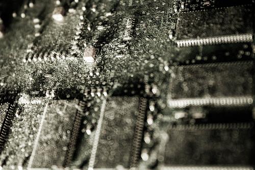 Electronic Dust