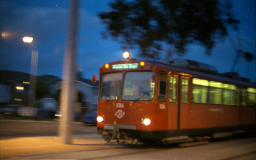 SD trolley 1016