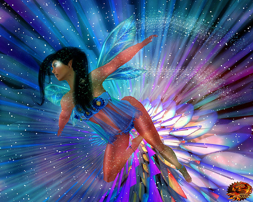 Shawnta Jonstone--Fairy Dust