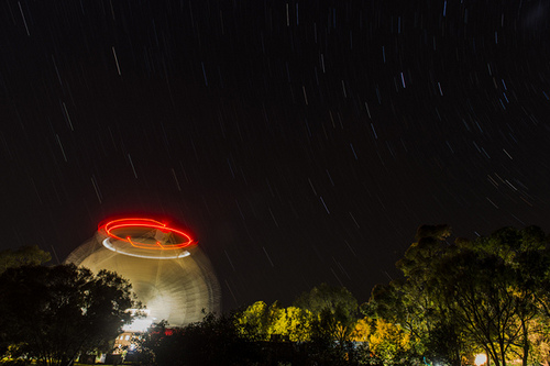 The Dish, CSIRO Radio Telescope, Parkes, New South Wales, Australia