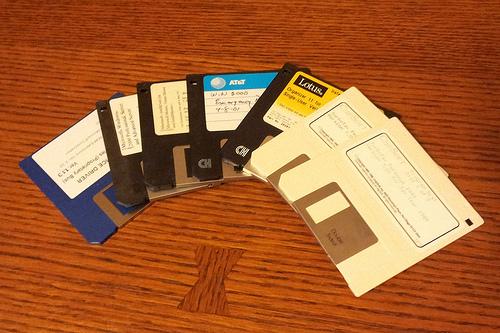 Floppy Computer Disks