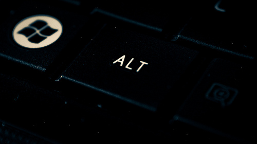 A is for Alt