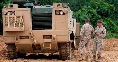 Navy Fields Modernized M9 ACE to Marines