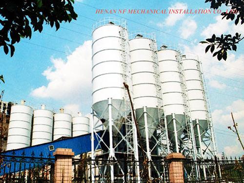HZS180 Concrete Batching Plant