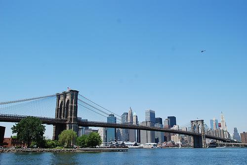 brooklyn bridge stretch