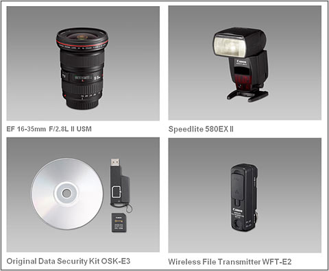 EOS 1DmkIII - New Accessories