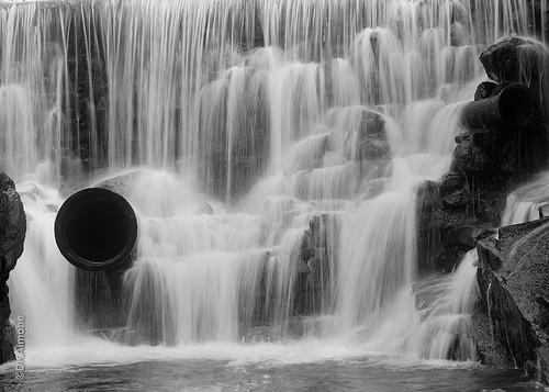 Upper Shelving Rock Falls