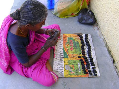 Lakshmi from Tamil Nadu