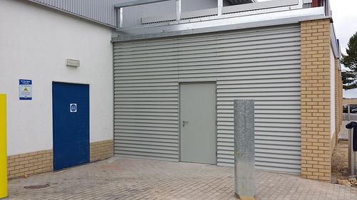 aluminium screen Lidl