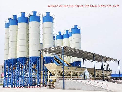 NF HZS180 Concrete Batching Plant