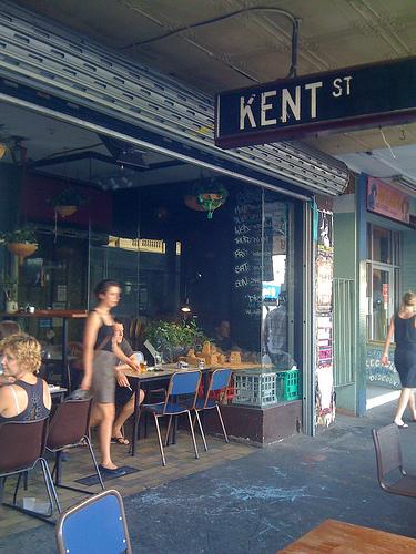 Kent St