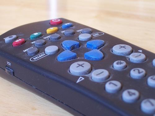 OnDigital box remote control