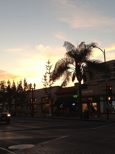 7/10/12 Old Town Sunset