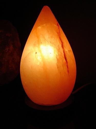 喜馬拉雅山玫瑰岩鹽燈