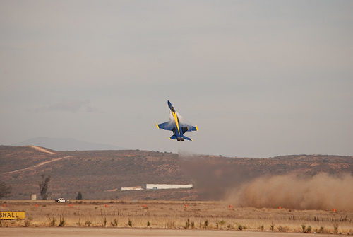 Blue Angels After Burner