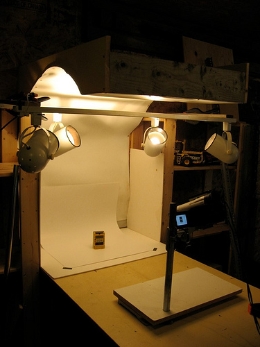 Stop Motion Stage