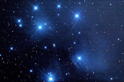 M45 Pleades (Relaborated)