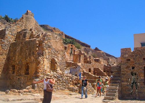 crete ruins