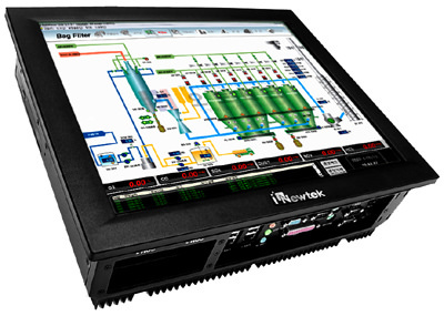 17 inch Fanless Dust-Proof Panel PC (NTP17..._12