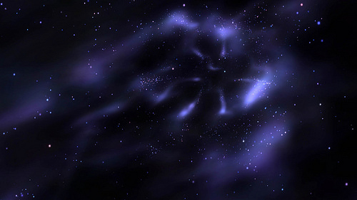 Star Dust Looping Animation