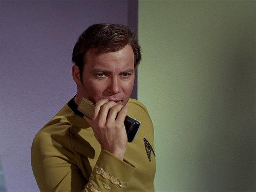 William Shatner, Star Trek TOS,
