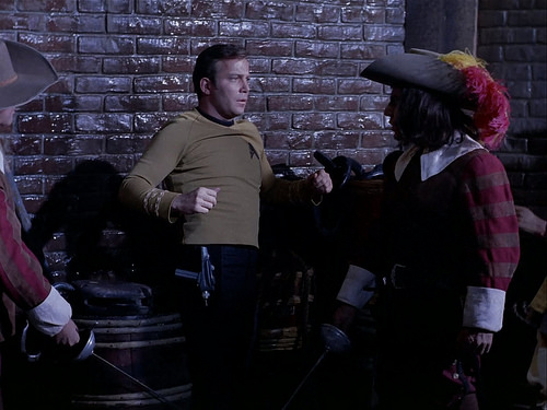 William Shatner, Star Trek TOS,