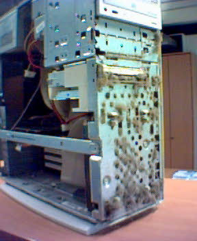 titanic computer