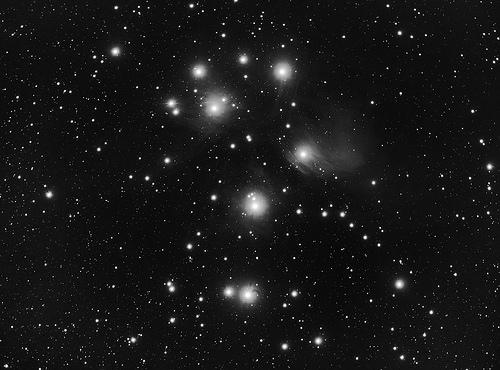 Pleiades (Messier 45)