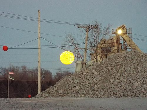 Wolf Moon Rising - HTT