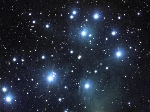Pleiades M45 (HaLRGB)
