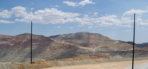 Santa Rita, NM Chino Mine (# 0809)