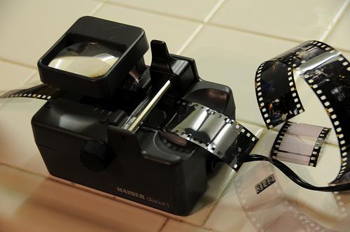 35mm Film Cutter
