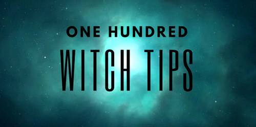 wyntercraft: 100 Witch Tips Listening to your own intuition will always be useful. Learn to trust…