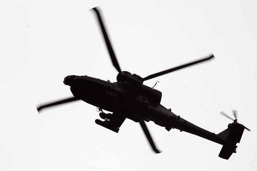 The Apache - Destroy, Disrupt, Delay