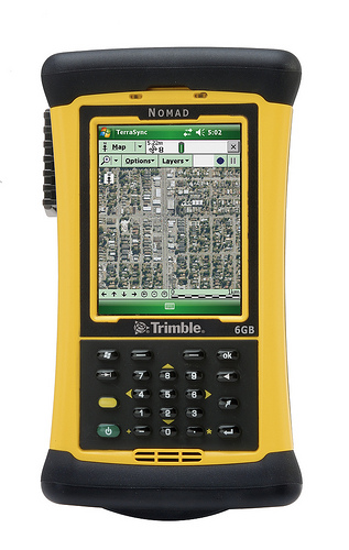 Nomad 900 Rugged Handheld Computer